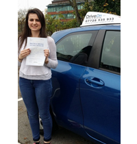 Driving Test Pass - Drive On School of Motoring, Slough